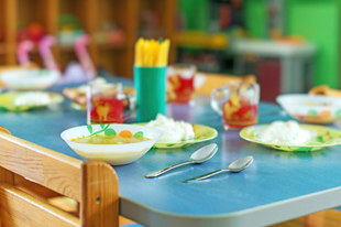 Healthy Menu for Children - Day Nursery in Colchester